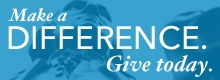 Make a difference. Give today.